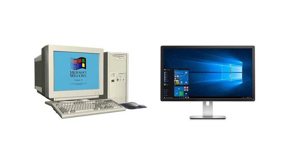 旧电脑到新电脑