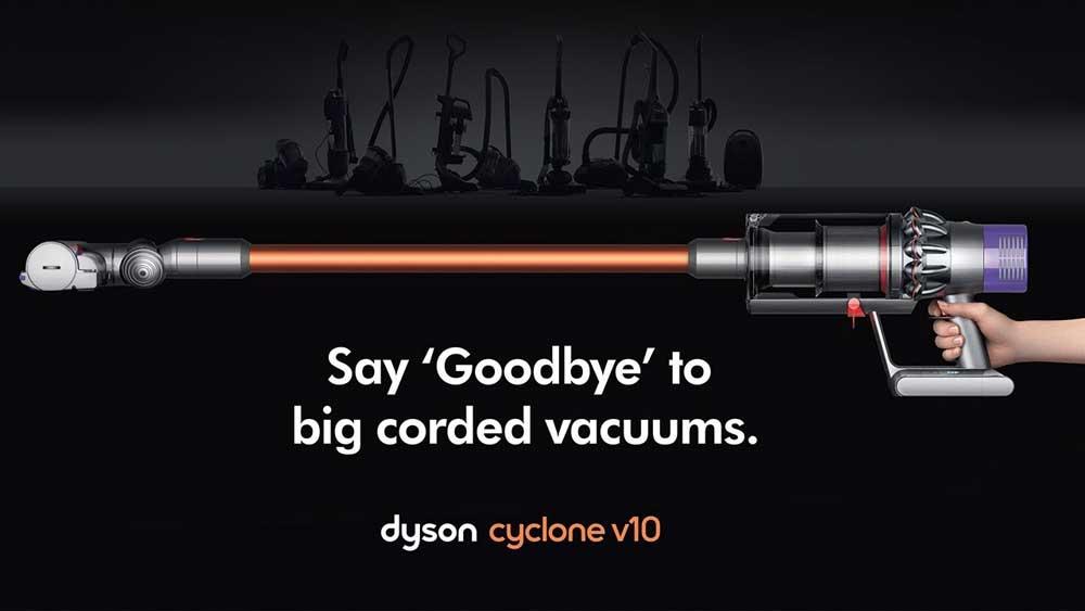 dyson-广告