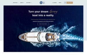 Boat-renting-website-case-study